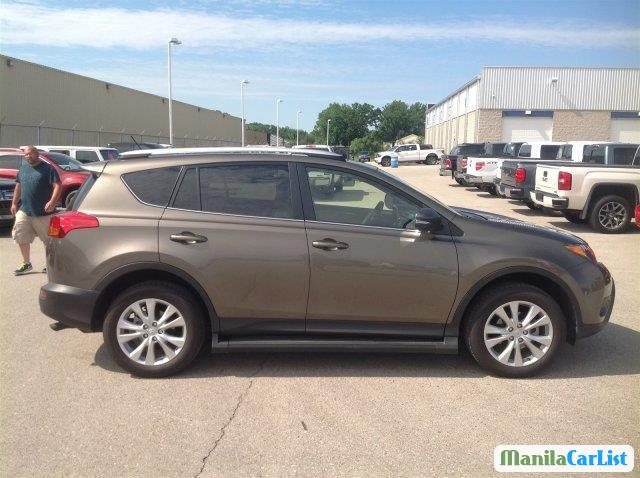Picture of Toyota RAV4 Automatic 2014