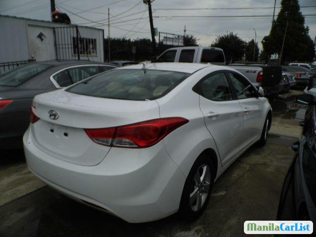 Hyundai Elantra Automatic 2013