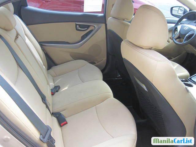 Hyundai Elantra Automatic 2013 in Philippines