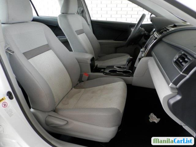 Picture of Toyota Camry Automatic 2011 in Batangas