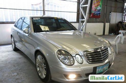 Pictures of Mercedes Benz E-Class Automatic 2007