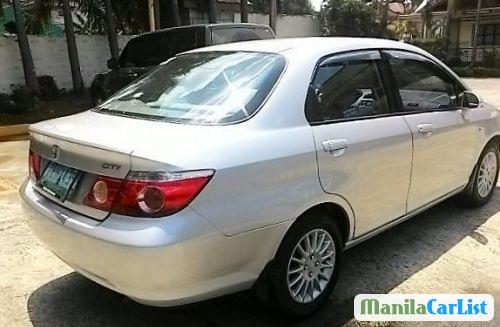 Honda City Manual 2006 - image 5