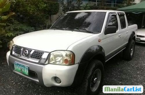 Picture of Nissan Frontier Manual 2004