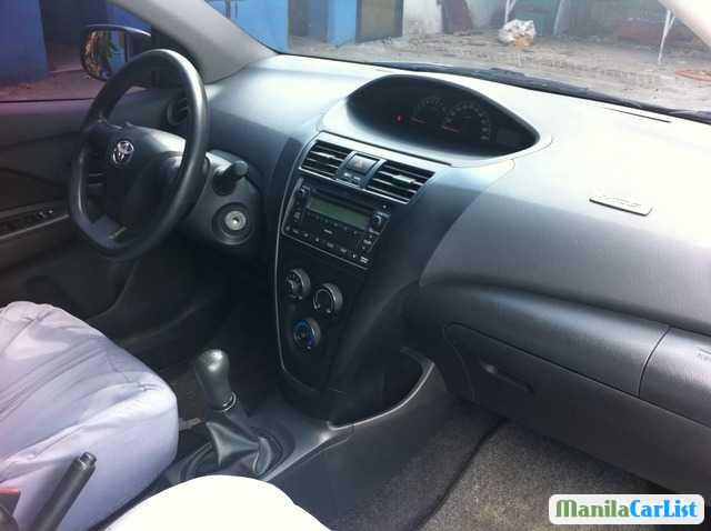 Toyota Vios Manual 2011 in Davao del Norte
