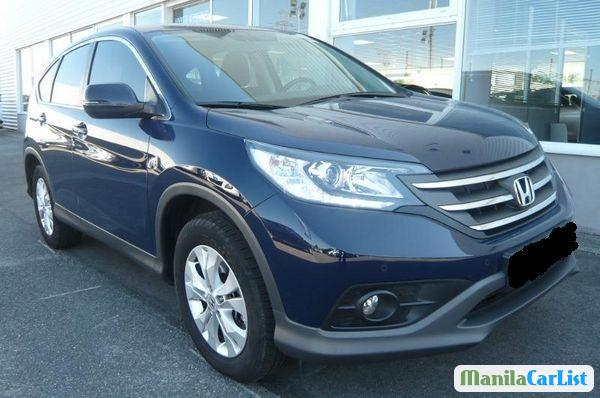 Picture of Honda CR-V Manual 2013