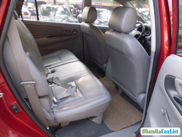 Toyota Innova Manual 2010 in Rizal