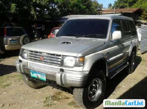 Picture of Mitsubishi Pajero 2004