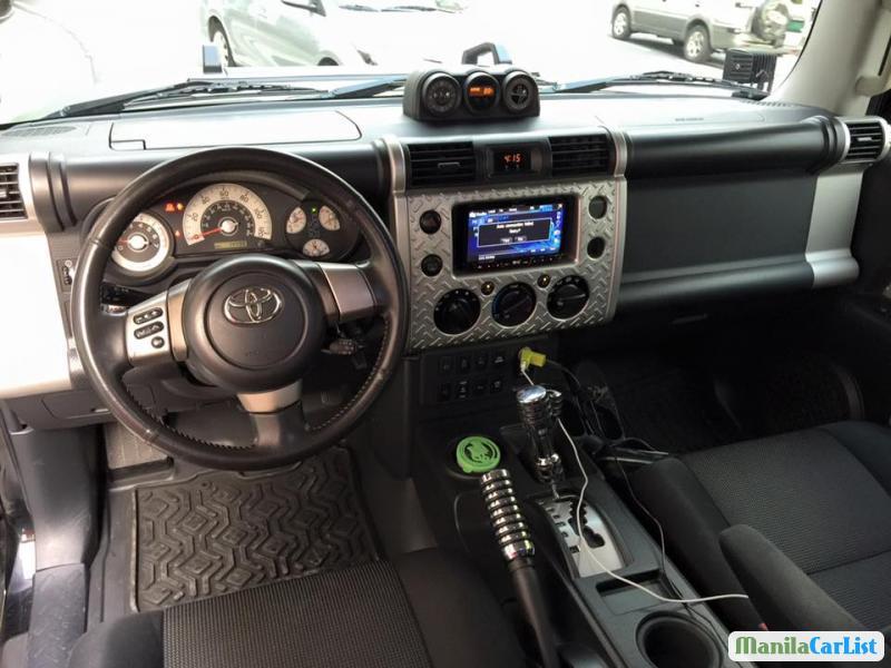 Toyota FJ Cruiser Automatic 2007