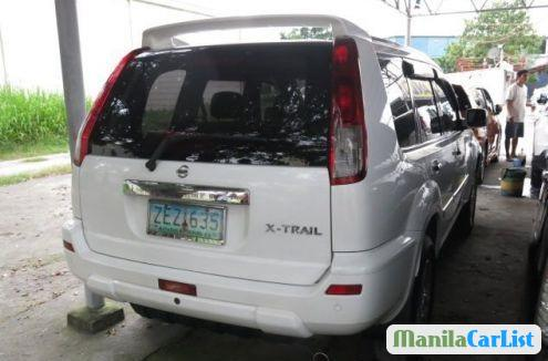 Nissan X-Trail Automatic 2006 in Metro Manila