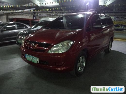 Pictures of Toyota Innova Automatic 2007