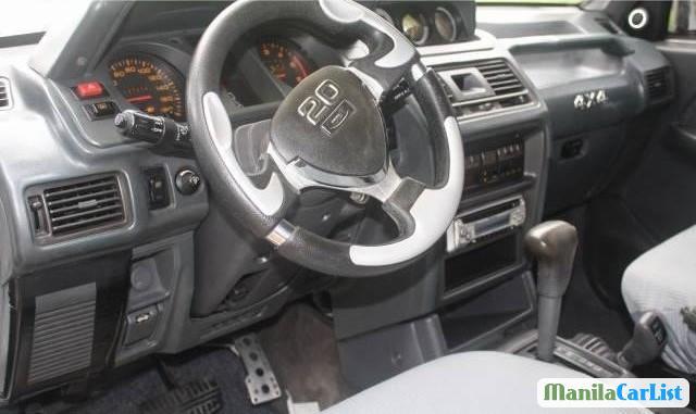 Mitsubishi Pajero Automatic 2003