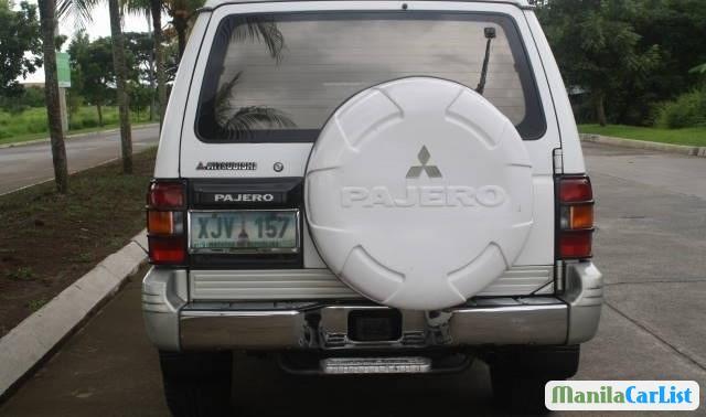 Mitsubishi Pajero Automatic 2003 in Tarlac