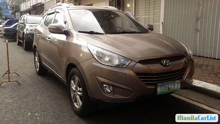 Picture of Hyundai Tucson Automatic 2012