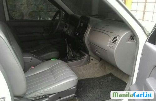 Nissan Frontier Manual 2004 in Philippines