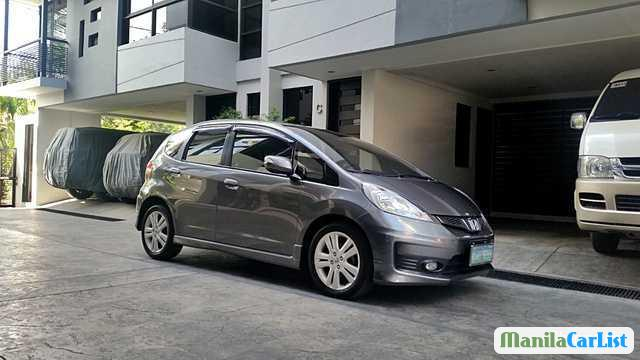 Picture of Honda Jazz Automatic 2012