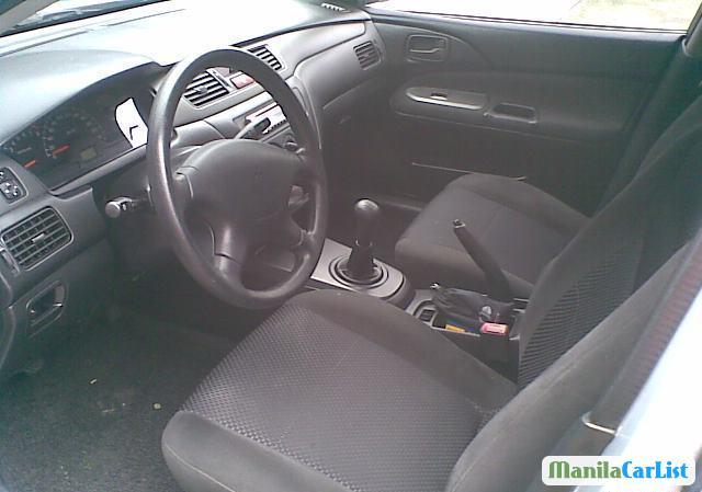 Mitsubishi Lancer Manual 2006