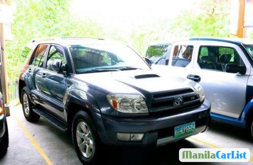Pictures of Toyota 4Runner Automatic 2004