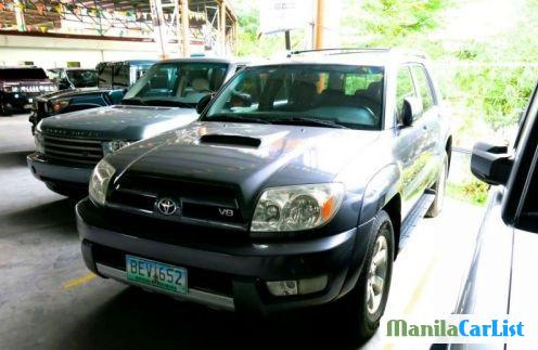Toyota 4Runner Automatic 2004 - image 2