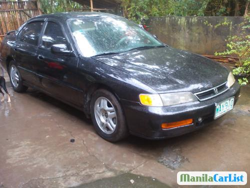 Picture of Honda Accord Automatic 1997