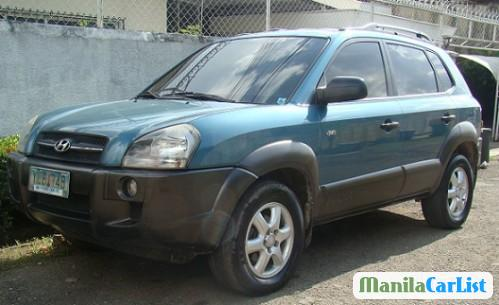 Picture of Hyundai Tucson Automatic 2005