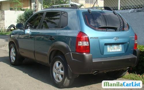 Hyundai Tucson Automatic 2005 - image 2