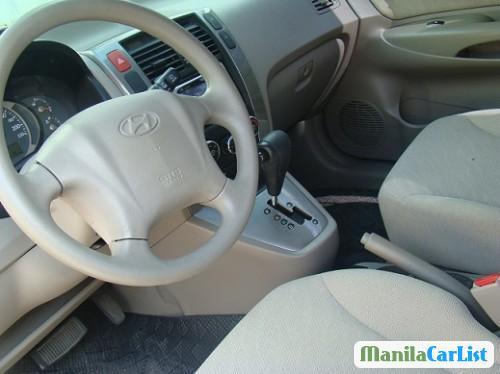 Hyundai Tucson Automatic 2005 - image 3