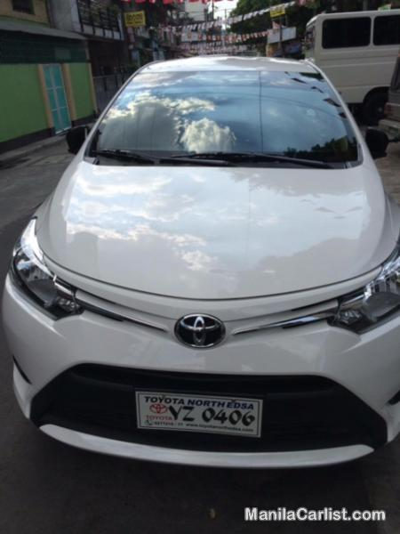 Picture of Toyota Vios 1.3J Manual 2016