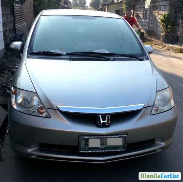 Honda City Automatic 2003