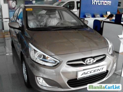 Picture of Hyundai Accent Semi-Automatic 2014