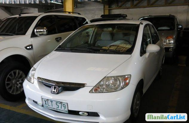 Picture of Honda City Manual 2003