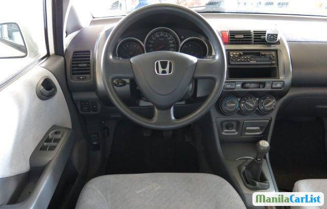 Honda City Manual 2003