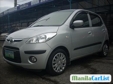 Picture of Hyundai Getz Automatic 2009