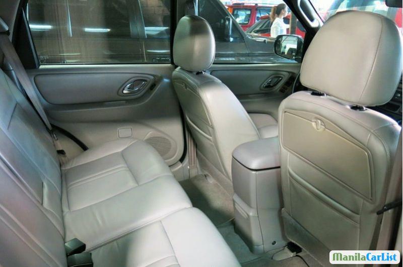 Mazda Tribute Automatic 2006 in Philippines