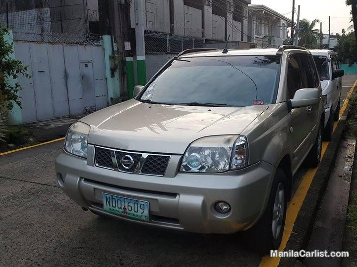 Pictures of Nissan X-Trail Automatic 2009