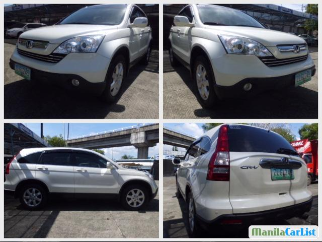 Pictures of Honda CR-V Automatic 2007