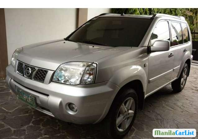 Pictures of Nissan X-Trail Automatic 2008