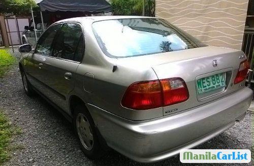 Honda Civic Manual 1999 in Batangas