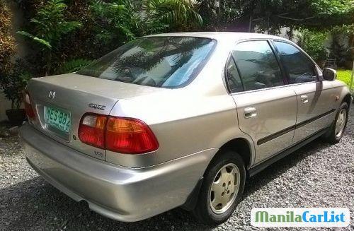 Honda Civic Manual 1999 in Philippines