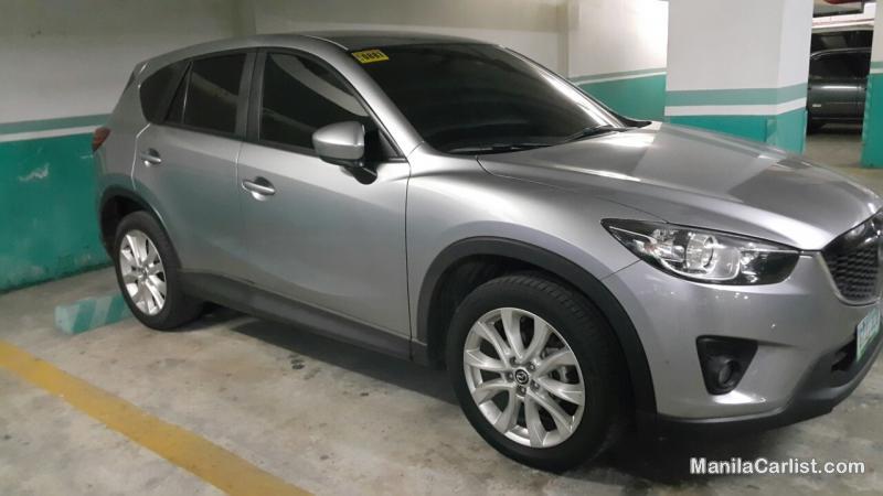 Mazda CX-5 Automatic 2013 in Philippines