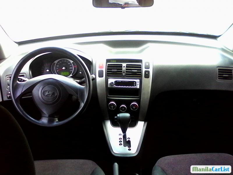 Hyundai Tucson Automatic 2007 - image 2