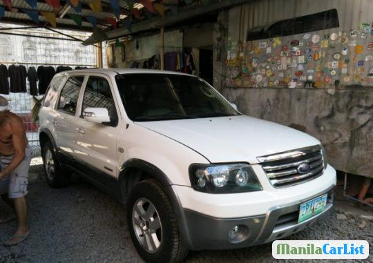 Picture of Ford Escape Automatic 2008