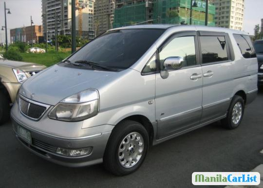 Picture of Nissan Serena Automatic 2003
