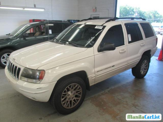 Pictures of Jeep Grand Cherokee Automatic 2003