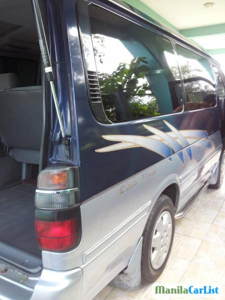 Picture of Toyota Hiace Manual 1996 in Tarlac