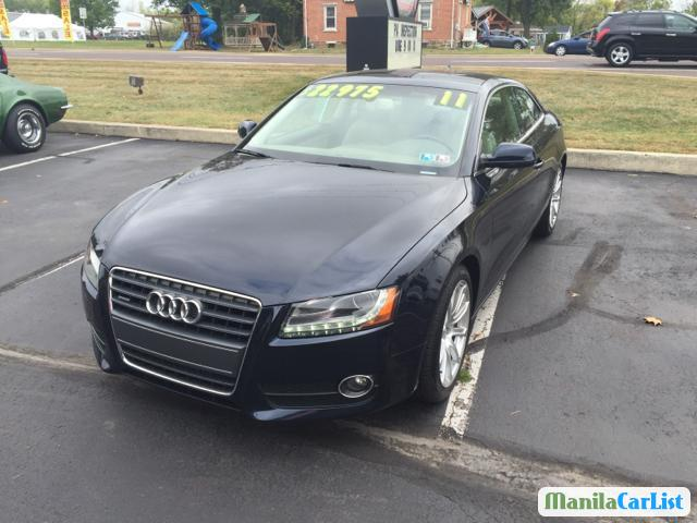 Picture of Audi A5 Automatic 2011