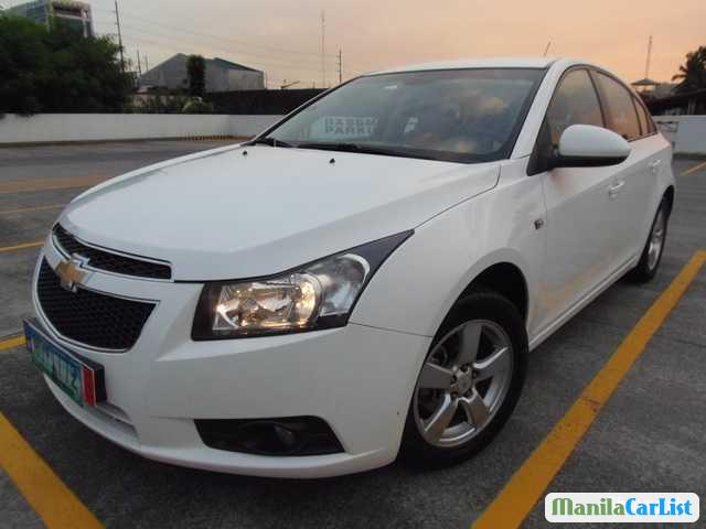 Pictures of Chevrolet Cruze Manual 2010