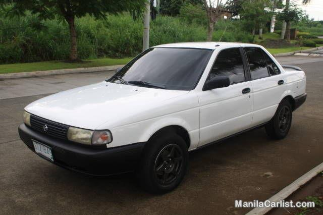 Picture of Nissan Sentra Manual 1997