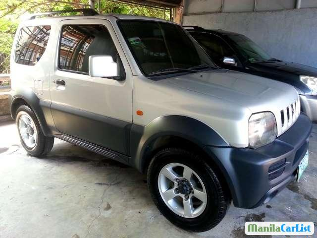 Picture of Suzuki Jimny Manual 2008