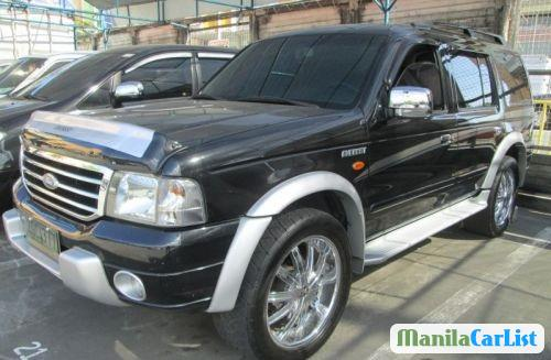Pictures of Ford Everest Automatic 2006