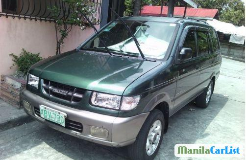 Picture of Isuzu Crosswind Manual 2001